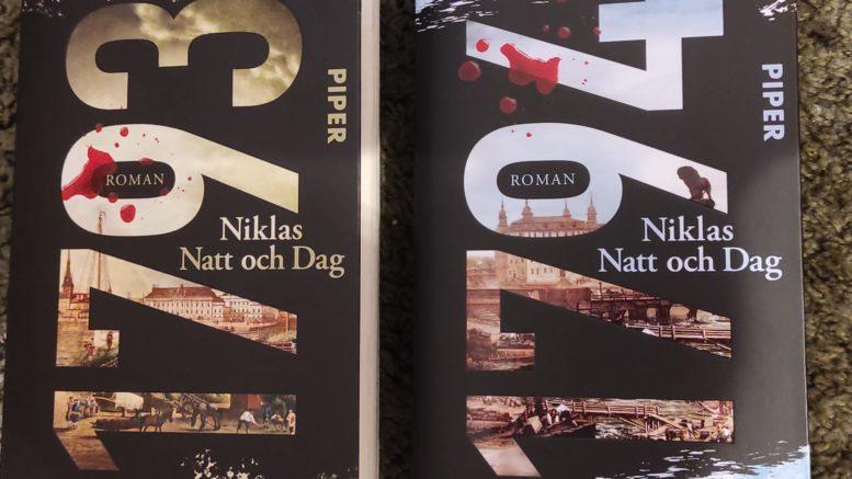 """Buchlesung zu """"1793"""" und """"1794"""""""