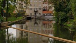 Alte Wassermühle in Stahmeln.