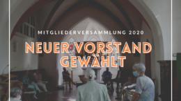 Mitgliederversammlung des Bürgervereins in der Leutzscher Kirche.